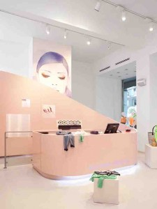 Silvian Heach flagshipstore Studio Architetti